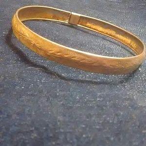 Jewelry - Vtg Sterling Silver Cuff-Bracelet